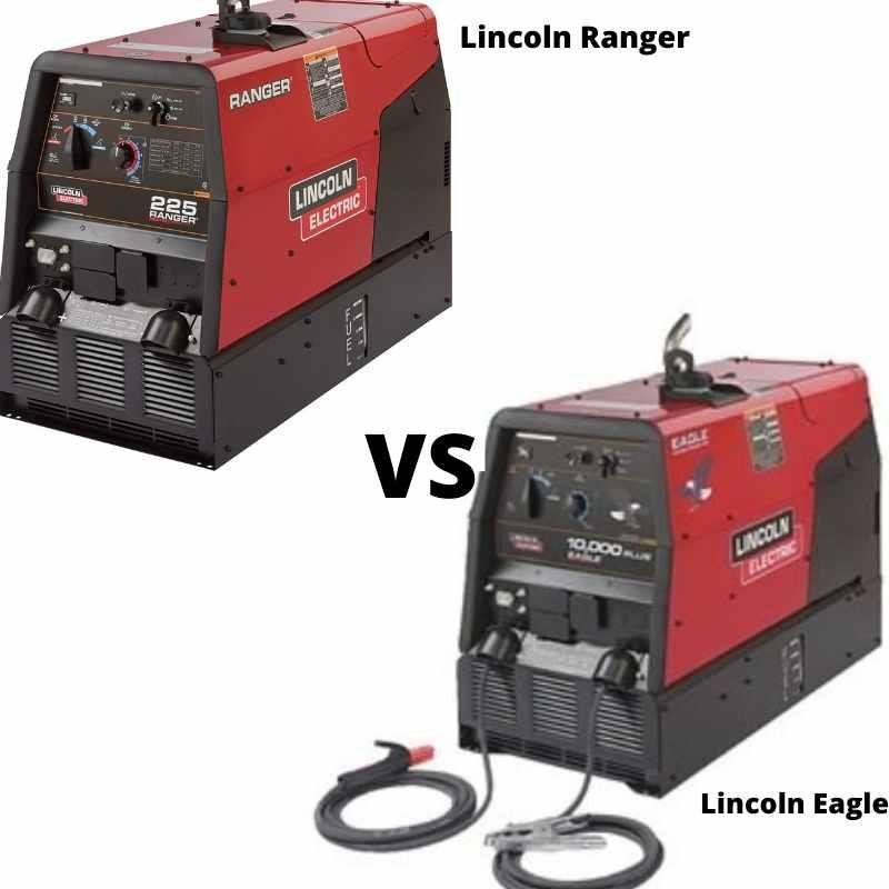 Lincoln eagle VS Lincoln ranger