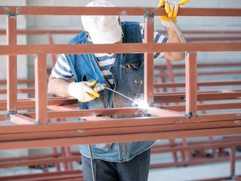 Aluminum Pipe Welding