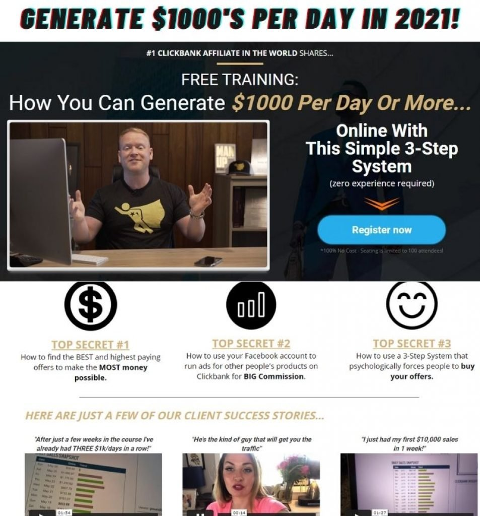 How to make Money with Commission Hero