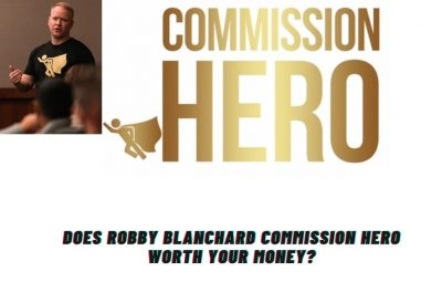 Commission Hero Review- Is it Worth Your Money? An Honest Review