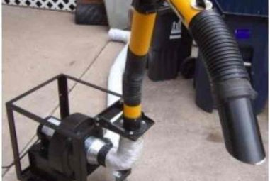 DIY Welding Fume Extractor- An Complete Guide on Building welding Fume Extractor