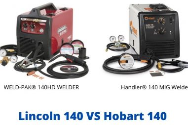 Hobart 140 VS Lincoln 140: Which one is Best?