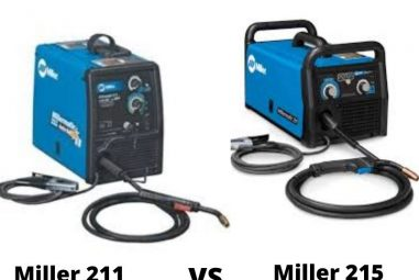 Miller 211 VS 215: Who is Best as a MIG?