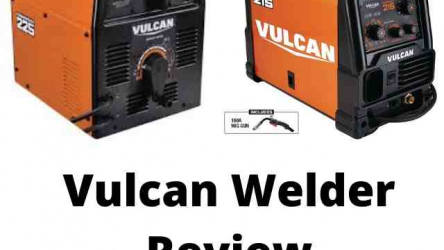 Top 4 Vulcan Welder Review- Complete Guide To Choose a Vulcan Welder